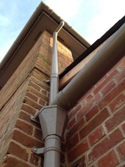 domestic guttering maintenance