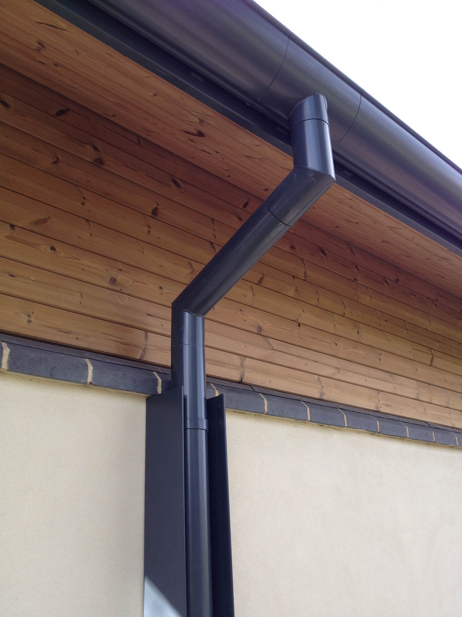 Pvc Guttering Amp Upvc Fascias Gutter Maintenance Oxford Ltd