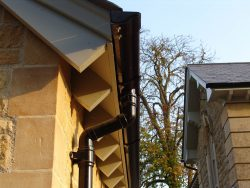domestic guttering maintenance