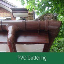 guttering pvc