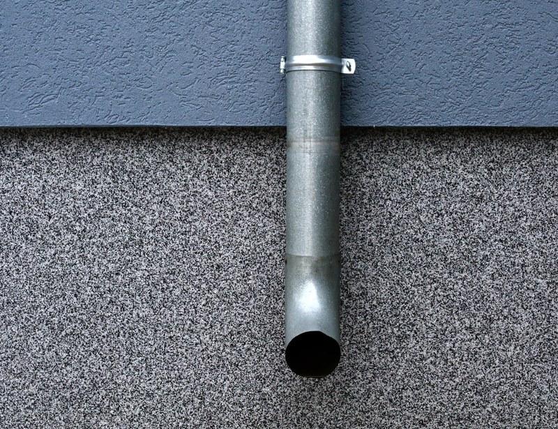aluminium gutter