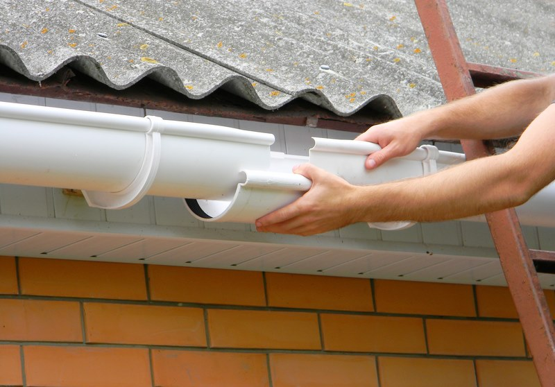Gutter Repair DIY